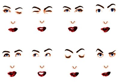 """Agent Ruby Mood Swings"" by Lynn Hershman Leeson"
