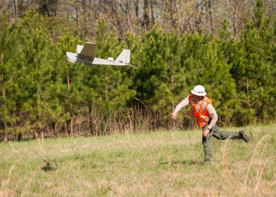 Unmanned aircraft BVLOS Virginia Tech