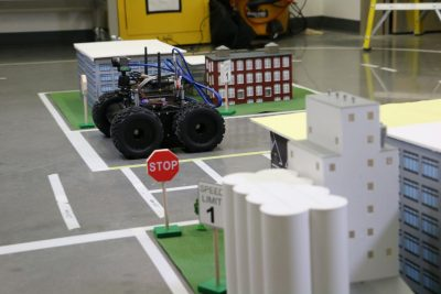 Robot vehicles