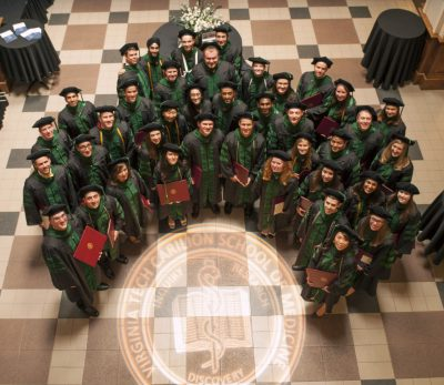 2015 School of Medicine Graduation