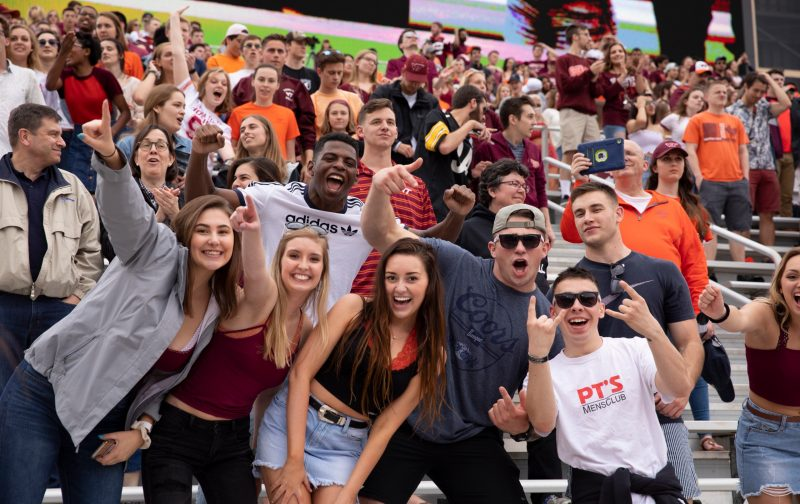 April 2019 Virginia Tech Social Media Highlights