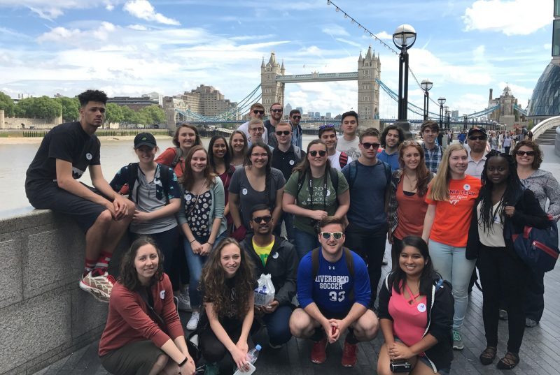 Rising Sophomore Abroad Program