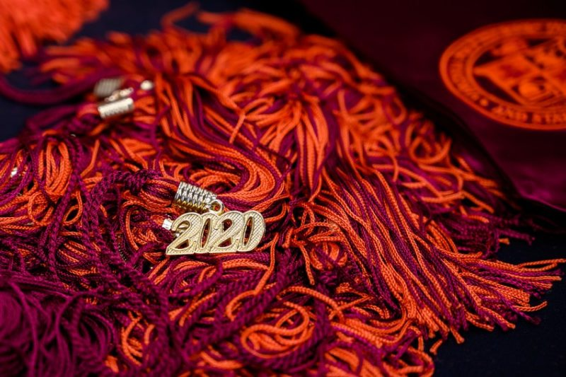 Class of 2020 regalia for graduation