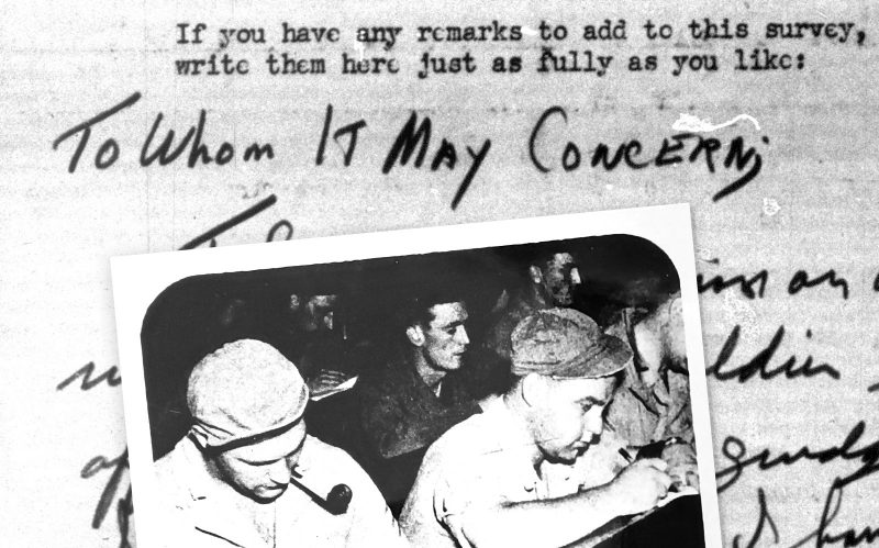 Virtual VE Day celebrates volunteers and more than 200,000 World War II document transcriptions