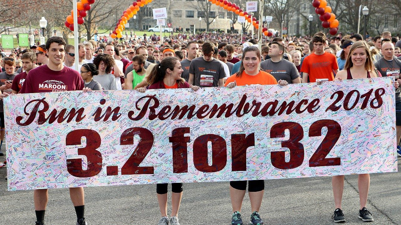 Run in Remembrance