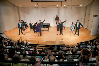 Vocal Arts and Music Festival, June 16-30, 2012, Squires Recital Salon, Blacksburg, Va. Presented in partnership with International Vocal Arts Institute founders Joan Dornemann and Paul Nadler.