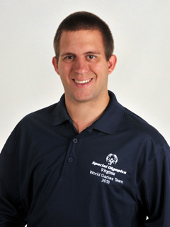 Ben Norris is one of 2,400 athletes to compete in the 2013 Special Olympics World Games.