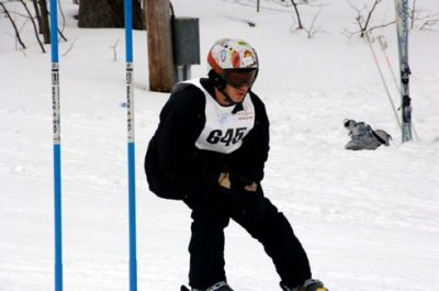 Ben Norris, an intermediate alpine skier, will compete in the slalom, giant slalom, and super giant slalom events at the World Games.