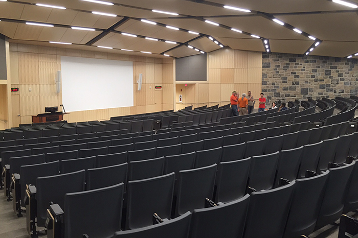 McBryde 100 after the renovation