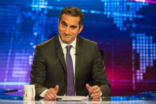 "Bassem Youssef, ""The Joke Is Mightier Than the Sword,"" Sunday, Sept. 18, 2016, 7:30 p.m."