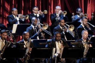 "Jazz at Lincoln Center Orchestra with Wynton Marsalis, ""Big Band Holidays,"" Sunday, Dec. 11, 2016, 3 p.m."